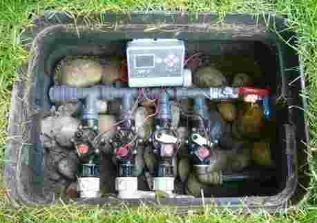 Installation d'un système d'arrosage intégré pour votre jardin