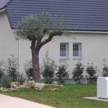 Paysagiste jardin près de Lézignan